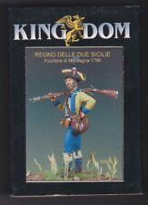 AITNA MODEL - KINGDOM K005 - REGNO DELLE DUE SICILIE FUCILIERE 1796 - 70mm METAL