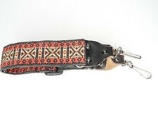 "Vintage Hippie 1.5"" Camera Neck Strap For Canon / Nikon / Pentax / Olympus"