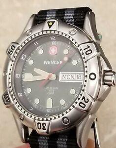 Wenger Swiss Military 200M Diver Men's Watch