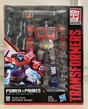 TRANSFORMERS: POWER OF THE PRIMES OPTIMUS PRIME LEADER CLASS NEW