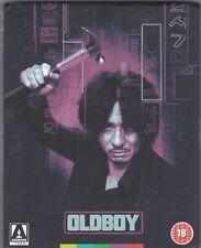 Oldboy (Blu-ray, 2 Disc Limited Edition) Superb Korean Classic Movie