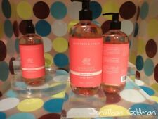 Crabtree & Evelyn Rosewater & Pink Peppercorn Hydrating HandSoap 500mL 16.9 FlOz