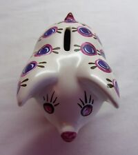 Arthur Wood Pottery Money Pig 5084
