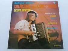 Edigio Bortoli - Dancing Accordions - RARE OZ LP
