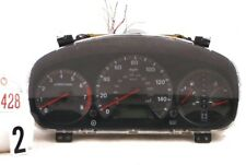 01 02 Honda Accord EX LX  4 Cyl. AT Speedometer Cluster miles unknown