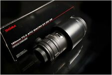 Sigma EX 180mm F/2.8 HSM EX DG OS Lens - NIKON MOUNT