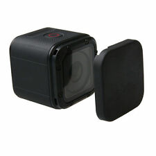 Lens Cover Cap Black For Gopro session 4 5 action Camera go pro sports protector