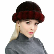 Fur Brown Hats for Women