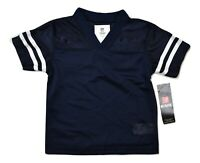 NFL Team Apparel Toddler Blank Blue Football Jersey NWT 2T, 3T, 4T
