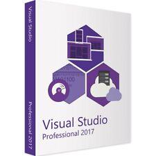 Visual Studio 2017 Professional License Key