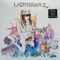 LADYHAWKE Ladyhawke Self-Titled VINYL LP BRAND NEW 180 Gram White Vinyl