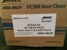 ARROW DC516 AL Non-Hold Open Arm Door Closer