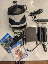 PS4 VR Complete Bundle with Star Wars Squardrons - CUH-ZVR2