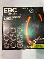 NEW GENUINE EBC FRONT BRAKE DISC FOR HONDA SH125 SH150 MD970D