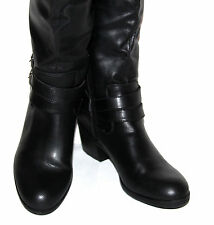 LifeStride 9.5M BLACK w/ Soft System Tall Calf Boots - Winner Pre-owned