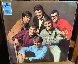 ZOOT MONEY'S BIG ROLL BAND it should've been me 65 UK COLUMBIA MONO VINYL MOD LP