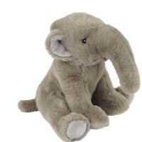 RAVENSDEN SOFT TOY ELEPHANT  - FR001E CUDDLY TEDDY CUTE FURRY FLUFFY PLUSH WILD