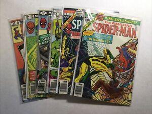 Amazing Spider-Man Annual 10 11 12 13 14 15 Lot Run Set Very Fine Vf 8.0 Marvel