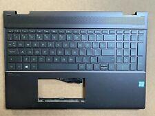 HP Spectre x360 15-ch 15-ch000 Backlit Grey UK Keyboard - 1 Key Only - SN6172BL