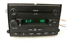 Ford OEM 6 disc cd changer RADIO Edge F150 Expedition Explorer Fusion 04-10 6E5T