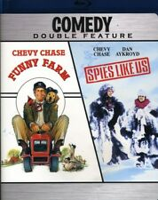 Funny Farm & Spies Like Us [New Blu-ray] Dolby, Digital Theater System, Dubbed