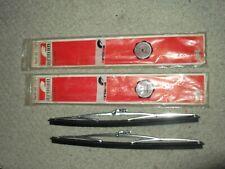 Wolseley 6/99, 6/110, Austin A99, A110 Coppia di NOS ARMAN INOX WIPER BLADES