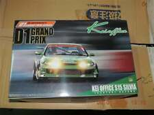 AOSHIMA 1/24 D1 GRAND PRIX KEI OFFICE S15 SILVIA  KIT