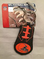 Cleveland Browns Key Chain . NFL Ohio Indians Cavaliers