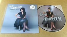 """Amy Winehouse Best Of Redux 12"""" Vinyl Picture Disc LP Unplayed No Reserve"""