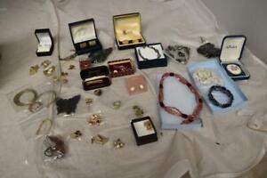 Job Lot of Costume Jewellery Modern-Vintage Lot 1