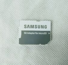 Samsung SD Adapter For MicroSD