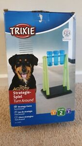 Trixie Turn Around Strategy Dog Game, Used, boxed