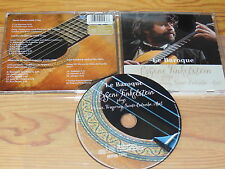 Evgeni Finkelstein-le baroque/album cd 2015 Mint -