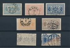 [34500] Sweden 1874/96 Official Good lot Perf 13 Very Fine used stamps