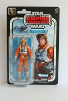 Star Wars, Luke Skywalker (Snowspeeder), Black Series 40th Anniversary, ESB, NEW