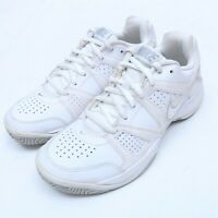 Nike City Court VII Athletic Tennis Shoes 488136-101 Size 7.5-9.5