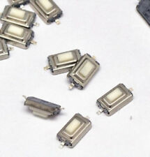 10pcs 3*6*2.5mm Tactile Push Button Switch Tact Switch Micro Switch 2-Pin SMD