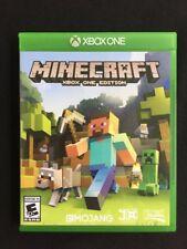 MINECRAFT: XBOX One Edition Game (Microsoft 2014)