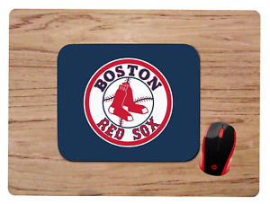 BOSTON RED SOX MLB CUSTOM MOUSE PAD DESK MAT HOME SCHOOL OFFICE SPORTS GIFT