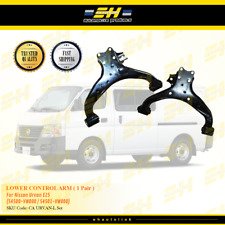 1 Pair Lower Control Arm For Nissan Urvan E25 2WD (54500-VW000 / 54501-VW000)