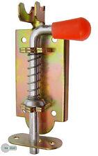 Federriegel Bolzenriegel Türriegel Torriegel 75 /6 mm Rot