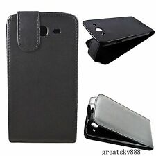 New Magnetic Flip Leather Holster Case Cover For Samsung Galaxy Mega 5.8 i9150