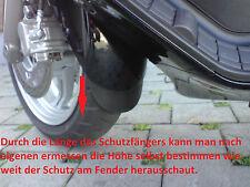 Kotflügelverlängerung / Spritzschutz für alle Suzuki Burgman 650