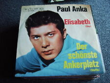 Paul Anka-Elisabeth 7 PS-Germany