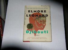 Djibouti by Elmore Leonard (2010, Hardcover) SIGNED 1st/1st