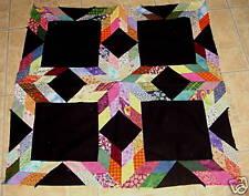 Plastic Templates Quilt of the Century quilt