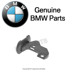 BMW e39 Bumper Cover End Support LEFT Front Bracket Mount Mounting Plate