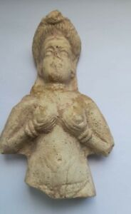 EXTREMELY RARE ANCIENT NEAR EASTERN MOTHER GODDESS FIGURINE 2200-1800 B.C.