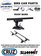 Citroen Berling II 08 On Cruz Commercial Roof Bars 922-433
