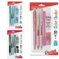 Pentel Color Shades Five Piece Writing Pack!  Great for Back to School! On Sale!